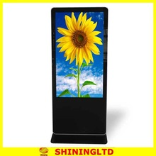 download free mobile games 55 inch floor standing android kiosk with nice design