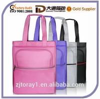 "13"" 14"" Laptop Handbag Shoulder Fashion Notebook Bag High Quality Nylon"