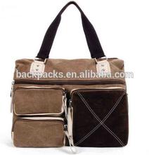 men messenger bags canvas travel bag briefcase woman holdall fashion vintage big bag