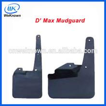 Pickup parts-- D-MAX mudguard for isuzu