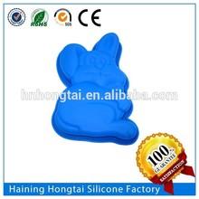 Plastic animal shaped cake pan mold