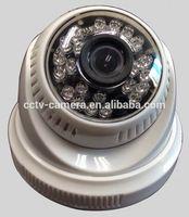 1/3 Sony CCD Sensor 700TVL Indoor Plastic IR Dome CCTV Camera ip digital color ccd camera
