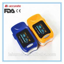 Digital finger oximeter(CE & FDA 510(k) approved)