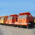 2015 sinotruk howo 6x4 minería camiones ton 70 minería camión volquete para la venta