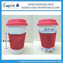 High Quality Promotional Neoprene coffee sleeves