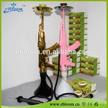 Newest design portable ak 47 smoking shisha