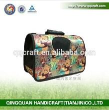 2015 hot selling breathable carriers for pet & dog bag carrier & dog carrier bag