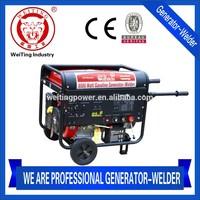CE approved new advanced 100% copper dc welding generator(JWS-300E)