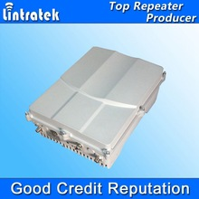10W Big Power Repeater,Top quality wcdma 2100mhz amplifier cover 5000 square meters long distance network signal booster
