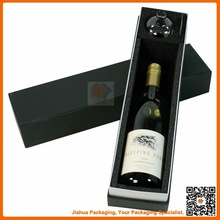 carboard foam packaging for wine bottles