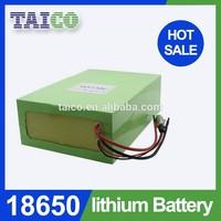 Lithium Polymer Battery 48v 30ah 18650 E Scooter Battery