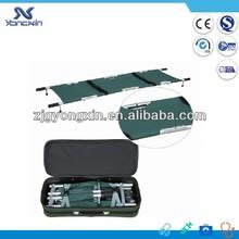 Hospital CE Certified medical Aluminum Alloy folding StretcherYXZ-D-D1