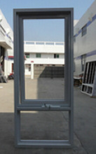 New design chain winder mobile home windows with CE certificate