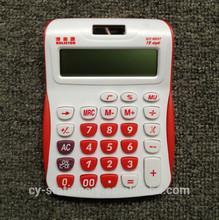 12 digit office desk calculator