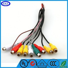 2015 High-quality wholesale 3.5mm audio to rca splitter cable From China factory hot selling