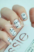 Bling nail sticker,Nail art sticker