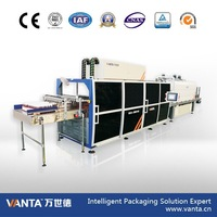 MMB60 Intellighent PE Film Shrink Wrapping Machine (60 Packs/min.)