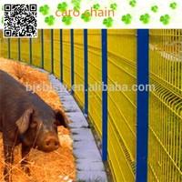10 x 10 x 6 Heavy Duty Galvanized Dog Kennel Welded Wire Fence