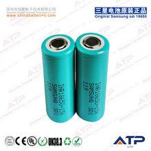 100% Original samsung 18650 battery 1500mah samsung INR18650-15K Electric Motorcycle Battery