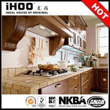 popular new model laminate used kitchen cabinets