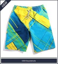 Quick dry waterproof men beach short manufacturer