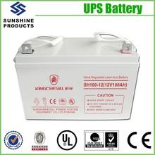 Sealed Lead Acid Solar Power Exide 12 Volt Small Battery
