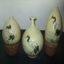 Jingdezhen popular selling modern art ceramic vase for decoration