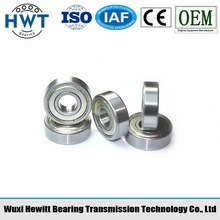 miniature bearing 606 ZZ,RS bearing for electric power tools