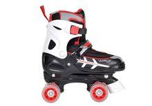 ingrosso quattro ruote del rullo scarpe da skate pattini a rotelle elettrica