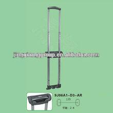 New fashion handbag metal handle luggage trolley parts made in china
