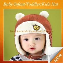 cute baby cap Kids hats Cotton Beanie hat and cap CLBH-121