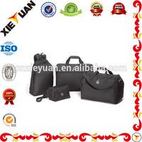 Popular men's travel style luggage bag set