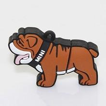 Dog USB flash drive pen disks,Lovely mini cooper bulldog usb flash memory drive,Best seller u disk usb flash pen drive
