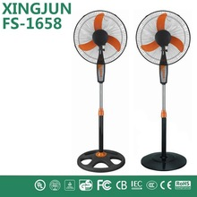 products china 16 inch stand fan-the base can detachable