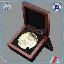 2015 Gold Metal Perpetual Calendar Medal