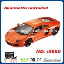 iOS Android control license rc mini racing car