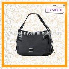 Super quality factory direct branded pvc beach handbag
