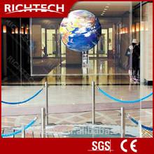 BEST SALE! RichTech glass window projection screen self adhesive glass film