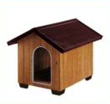 high quality Unique china warm dog wooden house