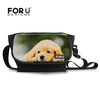 Cute Dog Printed Travel Bag With Low Price Canvas Polo Mens Travel Cosmetic Bag