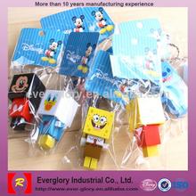 Lovely Spongebob Crtoon Moive Character Plastic Toy Figure Spongebob Squarepants Toys