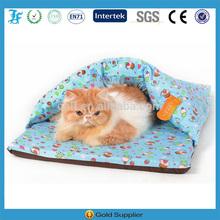 High quality Cute Polar Fleece luxury pet dog beds