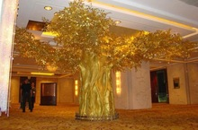 new styles/design customized artificial ficus tree