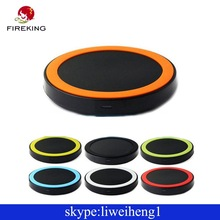 Most amazing and fashion Qi Universal Wireless Charger with USB for gift for friends