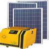 pure sine wave 10 kw solar system house using solar lighting