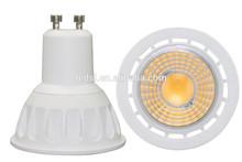 2015 nuevo producto led pequeñas de luz led de luz del punto del led gu10 bombilla