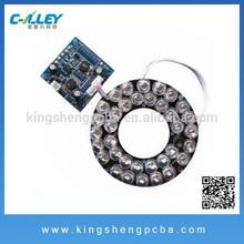 LED PCB Assembly PCBA aluminium led pcba customized pcb assembly
