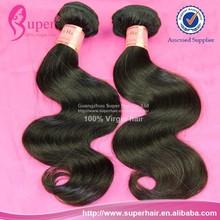Full cuticle top quality virgin remy human hair,virgin thai hair