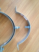 Double Suspension Wire Hoop Used for Pole