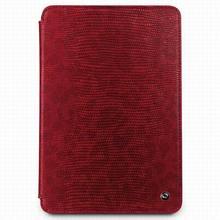 QIALINO Newly Luxury Crocodile Leather top quality genuine leather for ipad mini& mini 2&mini 3 case